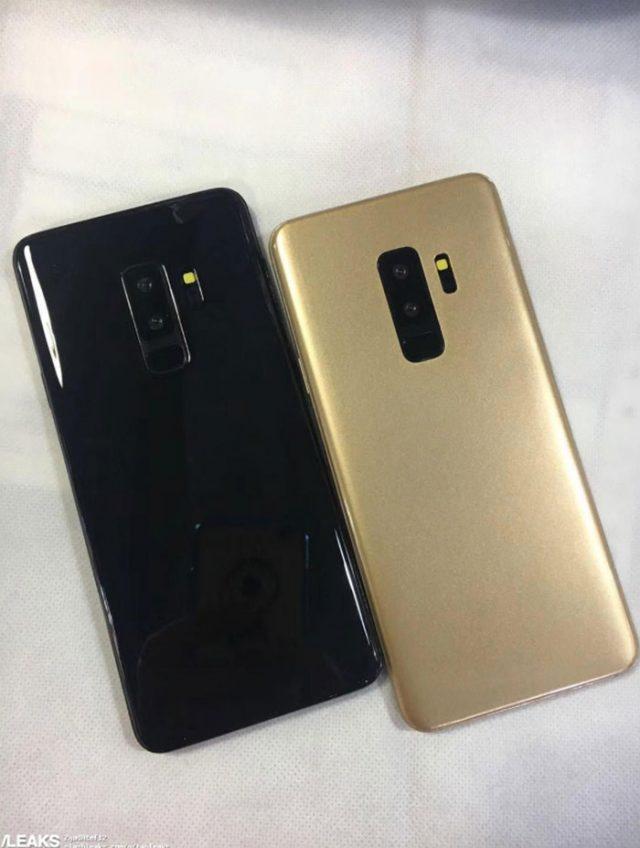 Maquette Galaxy S9+ : image 2