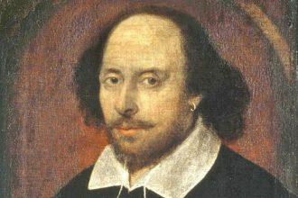 Un portrait de Shakespeare