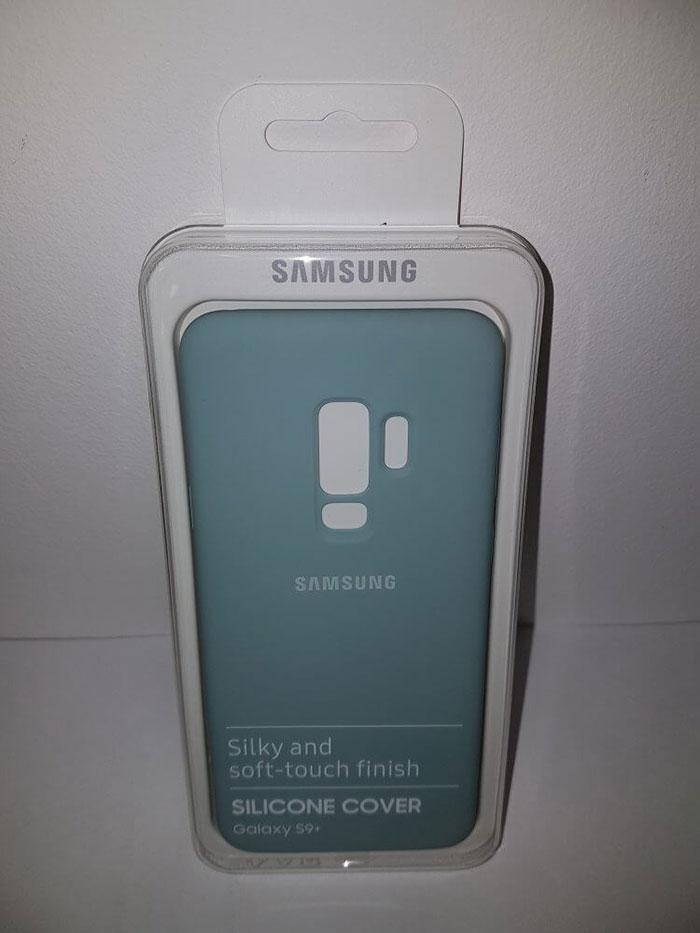 Galaxy S9 Silicon Cover : image 2