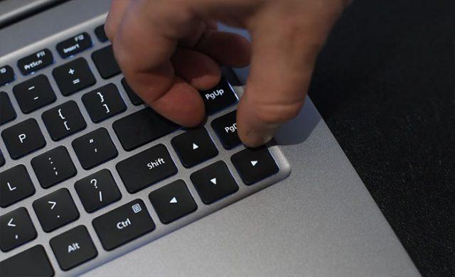 Xiaomi Mi Notebook Pro : image 9