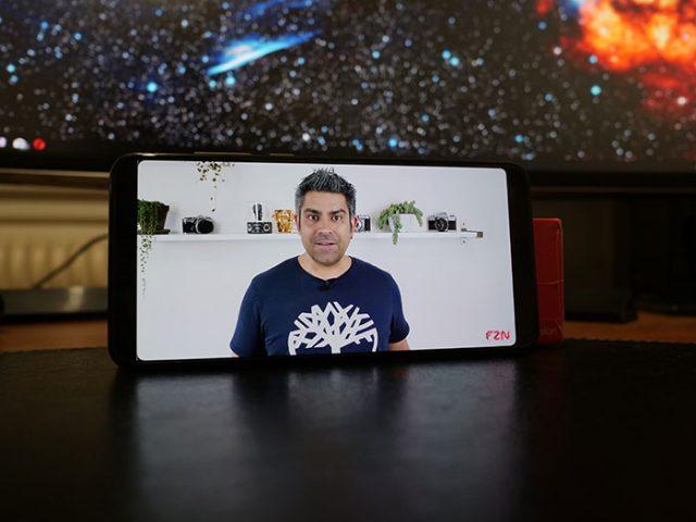 Huawei P20 Pro : en vidéo