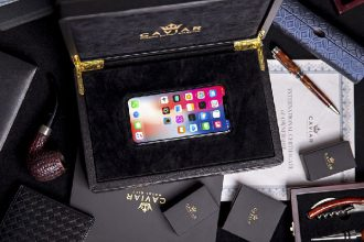 iPhone X Caviar : image 1