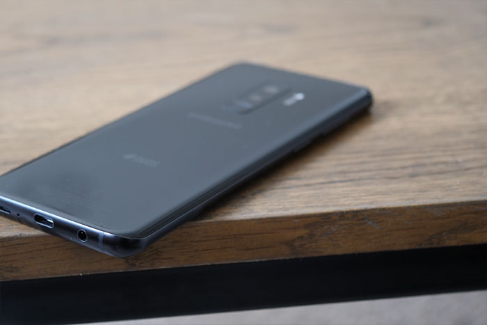 Test Galaxy S9 : image 3