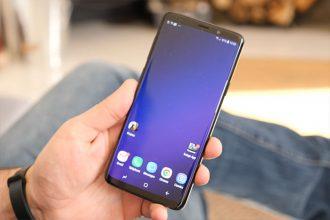 Test Galaxy S9 : image 5