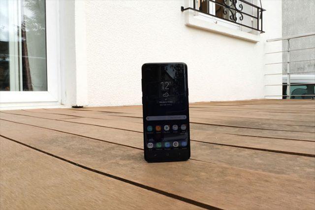 Test Galaxy S9 design : image 1