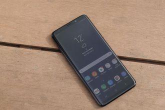 Test Galaxy S9 design : image 2