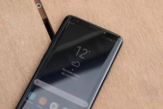 Test Galaxy S9 design : image 3