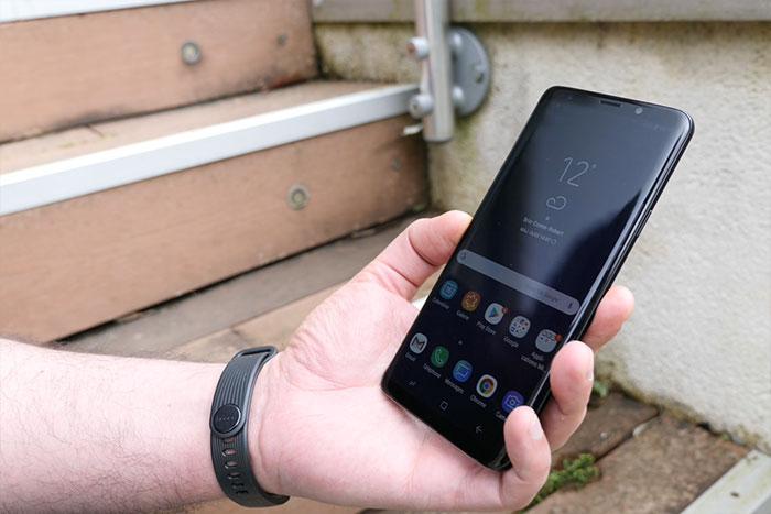 Test Galaxy S9 design : image 5