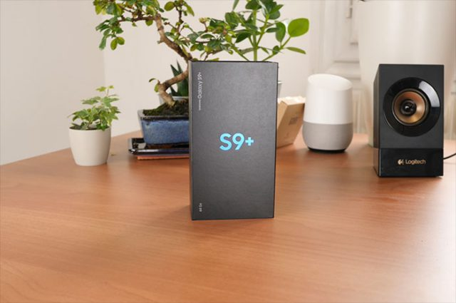 Test Galaxy S9 : image 1