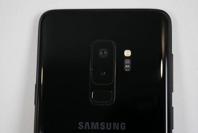 Test Galaxy S9 photo : image 2