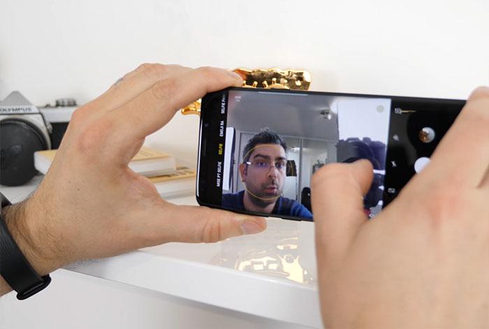 Test Galaxy S9 photo : image 4