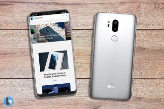 LG G7 : image 1