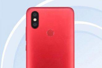 Xiaomi Mi 6X : image 0