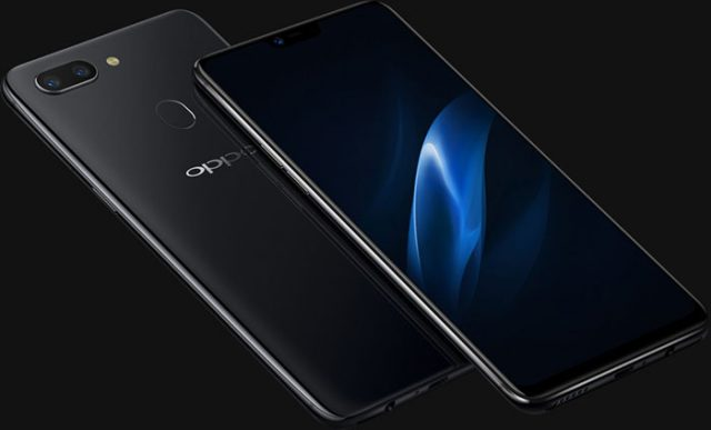 Oppo R15 : comme un air (encore…) d'iPhone X
