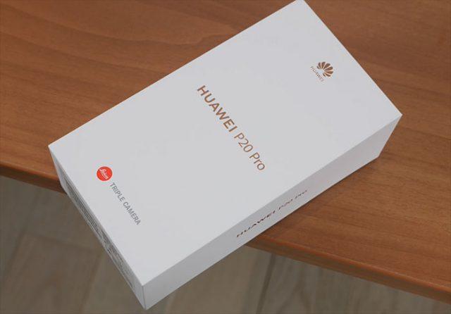 Huawei P20 Pro : image 1