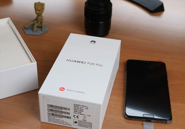 Huawei P20 Pro : image 3