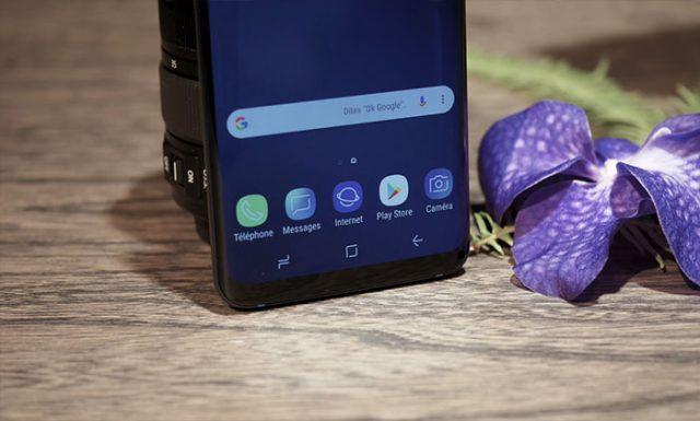 Prise en main du Galaxy S9 et du Galaxy S9+ : image 11