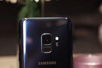 Prise en main du Galaxy S9 et du Galaxy S9+ : image 2