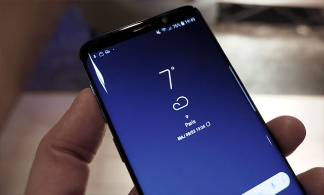 Prise en main du Galaxy S9 et du Galaxy S9+ : image 9