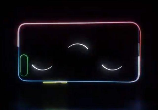 Teaser Huawei P20