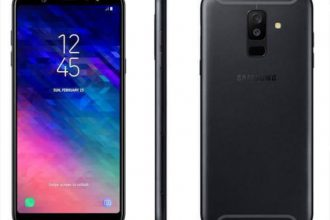 Galaxy A6+ : image 1