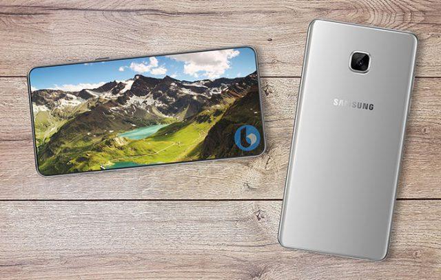 Concept Galaxy S9 : image 8