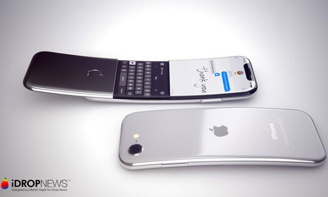 iPhone X incurvé : image 1