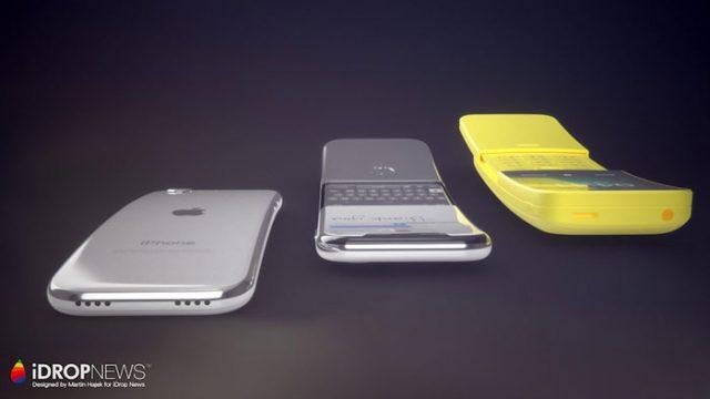 iPhone X incurvé : image 3