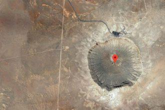 Meteor Cratere