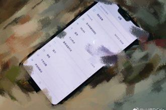 Xiaomi Mi 7 : photo 1