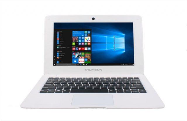 Neo 10, un PC portable à 99 euros chez Thomson