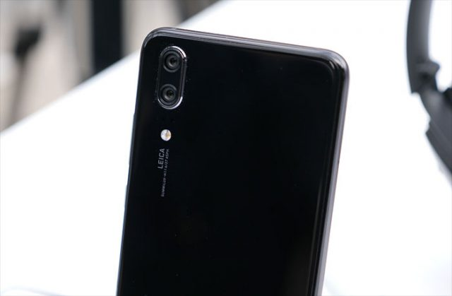 Huawei P20 : photo 1