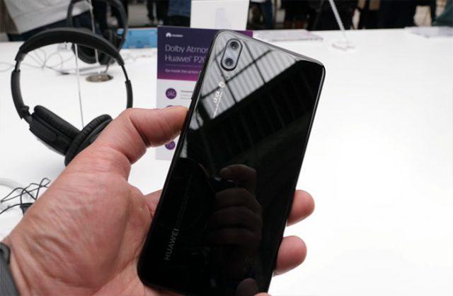 Huawei P20 : photo 2