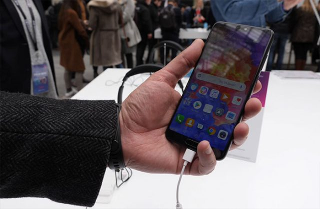 Huawei P20 : photo 4