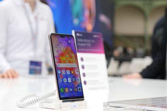 Huawei P20 : photo 6