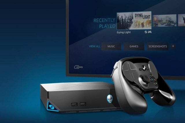 Les Steam Machines se font de plus en plus discrètes — Valve