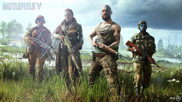 Un trailer et des infos — Battlefield V