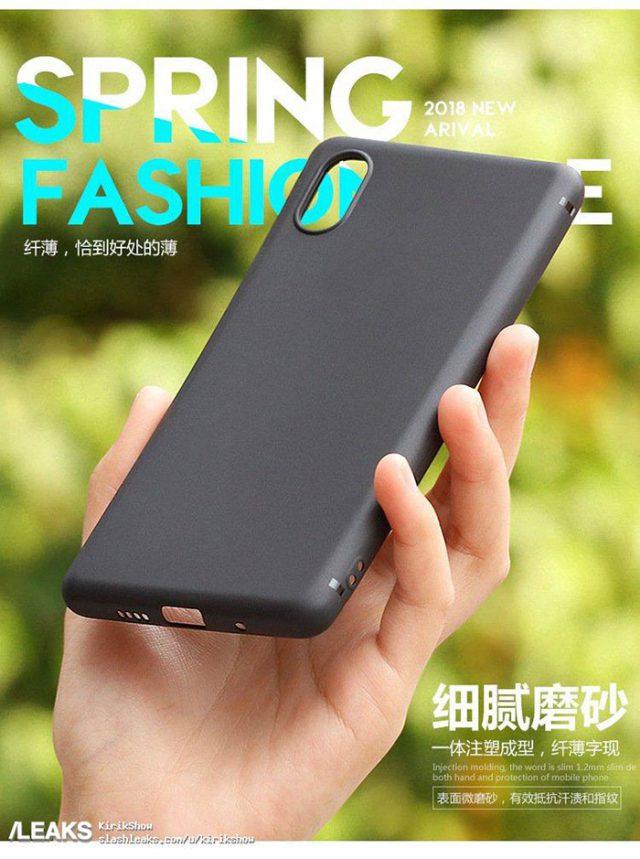 Coque Xiaomi Mi 7 : image 4