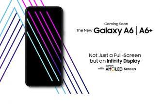 Galaxy A6 : image 1