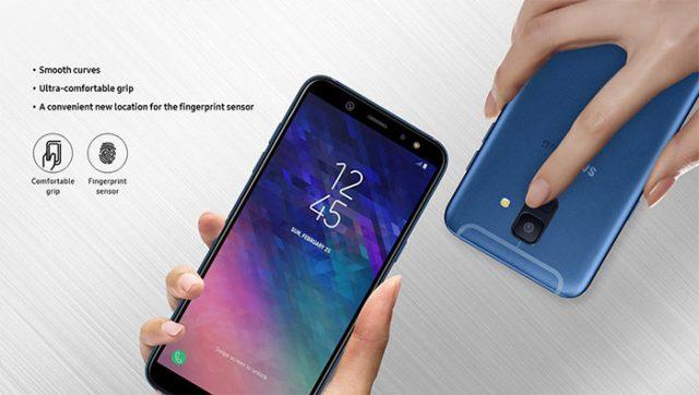 Galaxy A6 : image 2