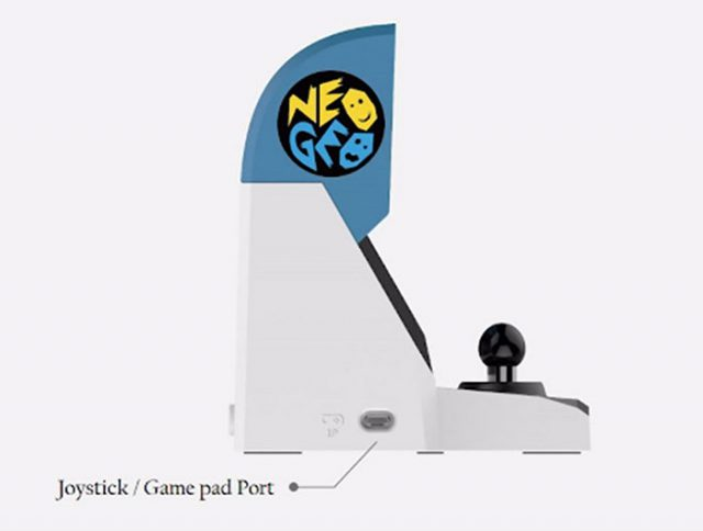 Neo Geo Mini : image 2