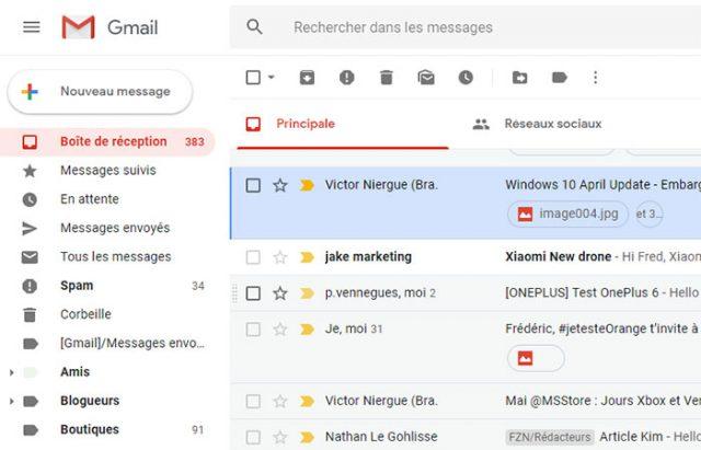 Gmail PJ