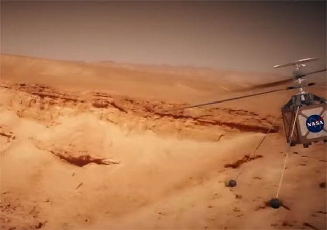 Hélicoptère NASA