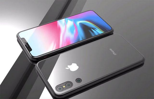 iPhone X triple