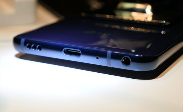 Prise en main LG G7 ThinQ : image 10