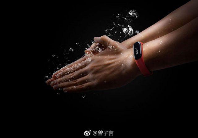 Xiaomi Mi 8 & Xiaomi Mi Band 3