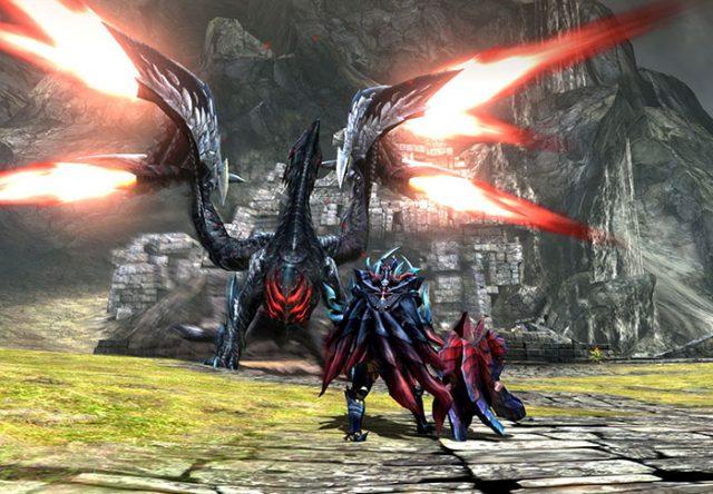 Monster Huntrer Switch