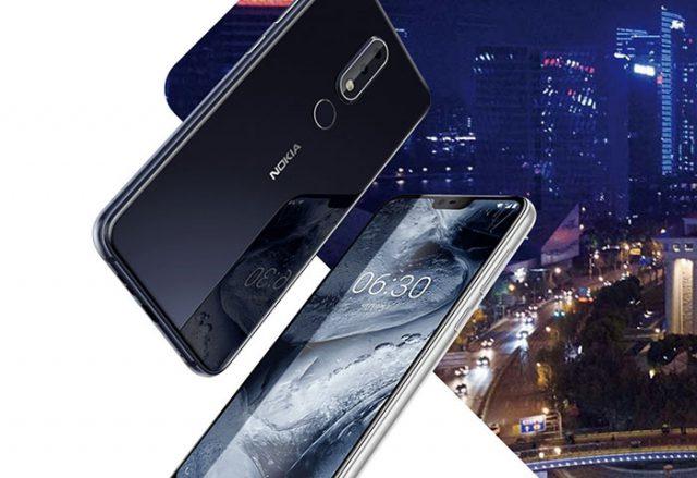 Nokia X6 : image 1