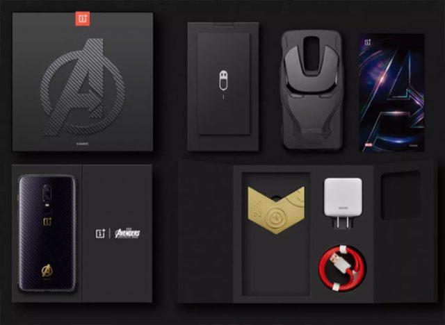 OnePlus 6 Avengers Edition 2