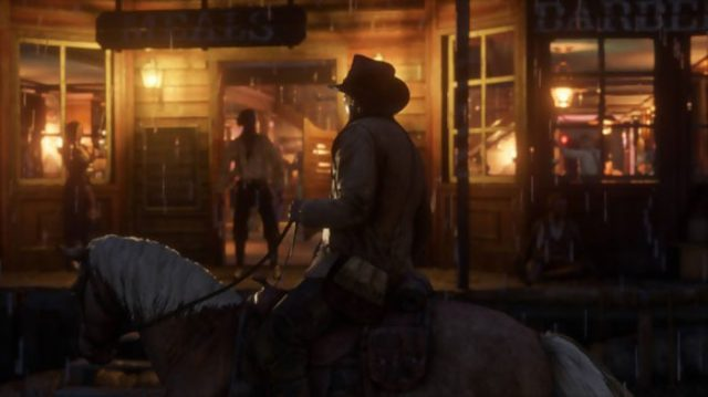 Red Dead Redemption 2 : capture 2